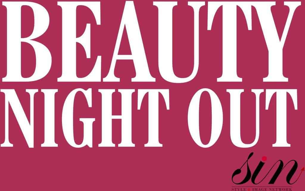 beauty night out logo