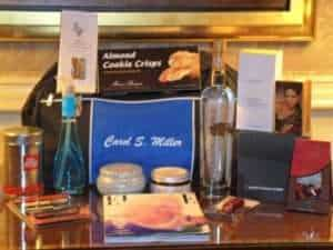 vip celebrity gift bags